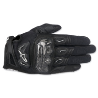 Alpinestars Women's Stella SMX-2 v2 Air Carbon Black Gloves