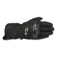 Alpinestars Men's SP-1 Black/Black Leather Gloves