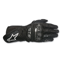 Alpinestars Women's Stella SP-1 Black Leather Gloves