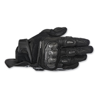 Alpinestars Men's SPX Air Carbon Black Glove