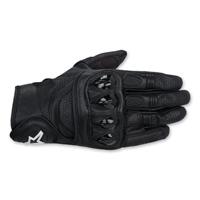 Alpinestars Men's Celer Black Leather Gloves
