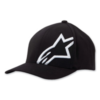 Alpinestars Corp Shift 2 Flexfit Black/White Hat
