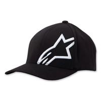 Alpinestars Corp Shift 2 Flexfit Black/White Hat