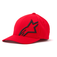 Alpinestars Corp Shift 2 Flexfit Red/Black Hat