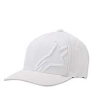 Alpinestars Corp Shift 2 Flexfit White/White Hat