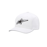 Alpinestars Corporate White Hat