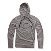 Alpinestars Men's Borsen Gray Hoodie