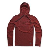 Alpinestars Men's Borsen Red Hoodie