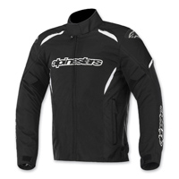 Alpinestars Men's Gunner Waterproof Black Jacket