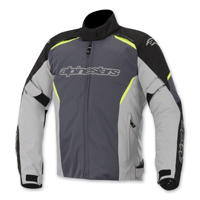 Alpinestars Men's Gunner Waterproof Gray Jacket