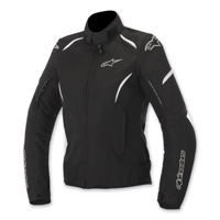 Alpinestars Women's Stella Gunner Waterproof Black/White Jacket
