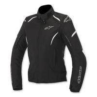 Alpinestars Women's Stella Gunner Waterproof Black/White Jacket