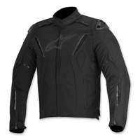 Alpinestars Men's T-GP R Waterproof Black Jacket