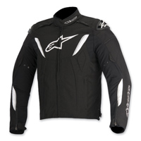 Alpinestars Men's T-GP R Waterproof Black/White Jacket