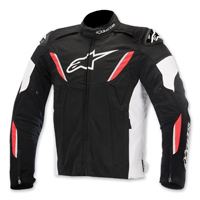 Alpinestars Men's T-GP R Waterproof Black/Red Jacket