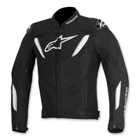 Alpinestars Men's T-GP R Air Black/White Jacket
