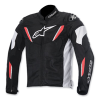 Alpinestars Men's T-GP R Air Black/Red Jacket