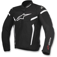 Alpinestars Men's T-GP Plus R v2 Air Black Jacket