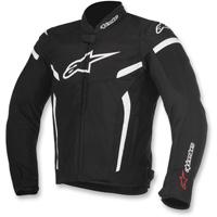 Alpinestars Men's T-GP Plus R v2 Air Black Jacket