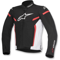 Alpinestars Men's T-GP Plus R v2 Air Black/Red Jacket