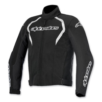 Alpinestars Men's Fastback Waterproof Black Jacket