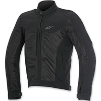 Alpinestars Men's Luc Air Black Jacket