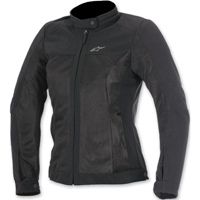 Alpinestars Women's Eloise Air Black Jacket