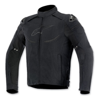 Alpinestars Men's Enforce Drystar Black Jacket