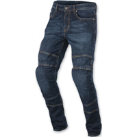 Alpinestars Men's Crank Dark Rinse Denim Pants