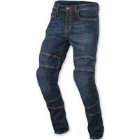 Alpinestars Men's Crank Dark Rinse Denim Pants