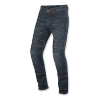 Alpinestars Men's Crank Greaser Dirty Denim Pants