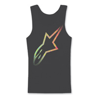 Alpinestars Women's Tigre Black Tank Top