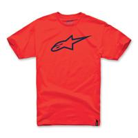 Alpinestars Men's Ageless Red/Black T-Shirt