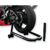 PSR-USA Spool and Non Spool Rear Stand Black