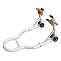 PSR-USA Front Fork Stand Econo-White