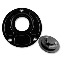PSR-USA Quarter Turn QR Fuel Cap Black