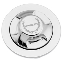 PSR-USA Quarter Turn QR Fuel Cap Chrom