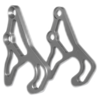 PSR-USA GP Chain Adjuster Fork - Silver