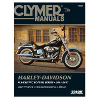 Clymer Touring Repair Manual