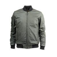 Roland Sands Design Men's Squad Fatigue Green Jacket