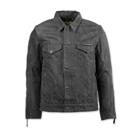 Roland Sands Design Men's Hefe Black Jacket
