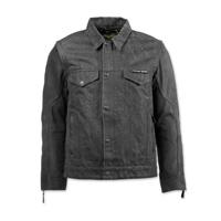 Roland Sands Design Men's Hefe Black Jacket