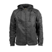 Roland Sands Design Men's Trent Black Textile Jacket