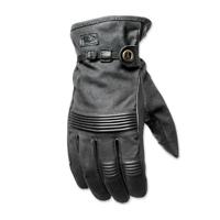 Roland Sands Design Men's Truman Black Gloves