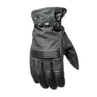 Roland Sands Design Men's Truman Black Gloves