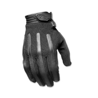 Roland Sands Design Men's Strand Black Gloves