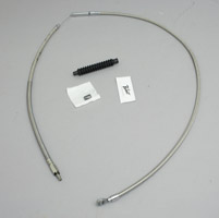 Barnett Performance Products Stainless Steel Clutch Cable