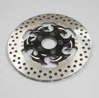 Xtreme Machine Reaper Black Cut Front Right Disc Brake Rotor