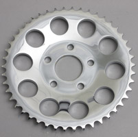 J&P Cycles® 46 Tooth Rear Chain Drive Sprocket