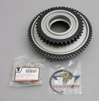 V-Twin Manufacturing Big Twin Clutch Drum